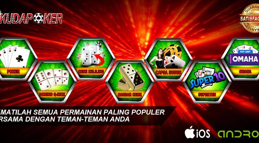 Pokerkuda.net: Trick Bermain Idn Poker Versi Pemain Profesional Atau Senior