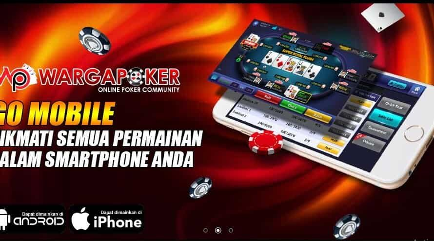 Poker Online Menguntungkan Untuk Anda Bisa Anda Dapatkan di Wargapoker