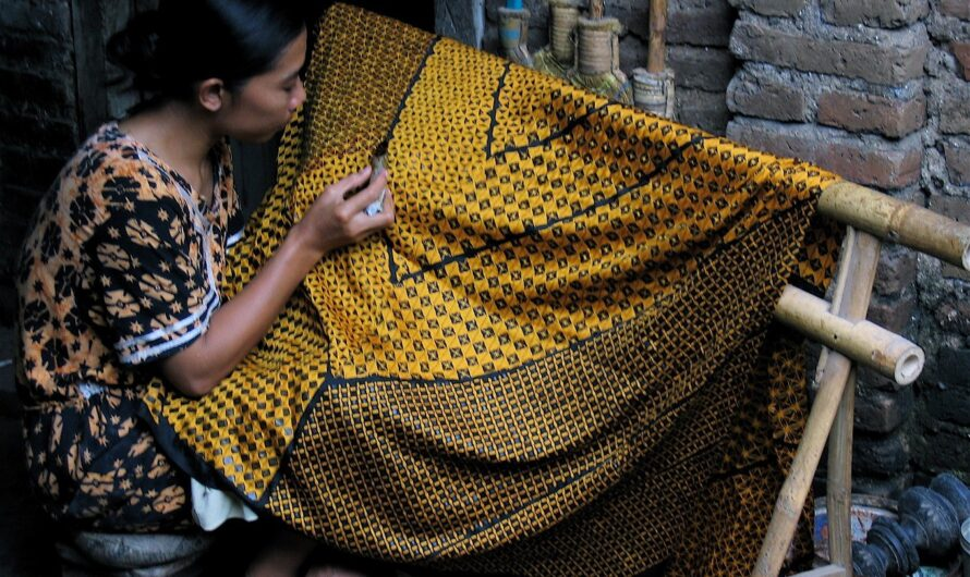 Kebudayaan Asli Batik di Indonesia