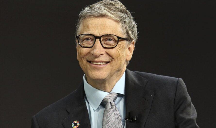 3 Fakta Menarik Masa Lalu Bill Gates, Orang Terkaya di Bumi