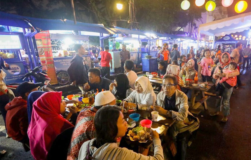 Kuliner Malam Kaki Lima Di Jakarta