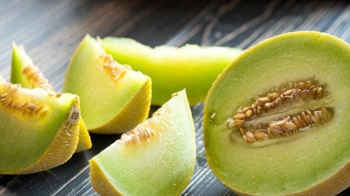 Berbagai Manfaat Buah Melon